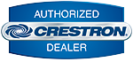 Crestron Authorized Dealer Logo
